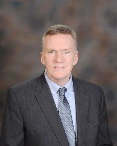 Mike McKay, Retired Superintendent of Schools