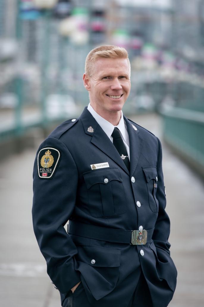 Constable Dale Quiring